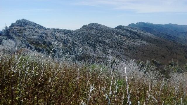 Quest ridge line Ben Herron